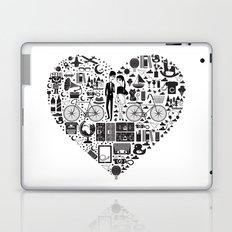 LIKES PATTERNS Laptop & iPad Skin