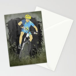 Bicycle Guy Stationery Cards