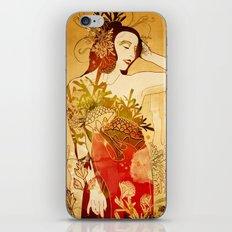 Wormwood iPhone & iPod Skin