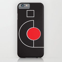 Logo Gogo iPhone Case