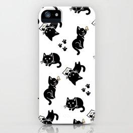 Pepper's Pattern iPhone Case