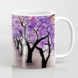 Jakaranda Stad Coffee Mug