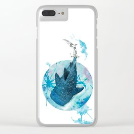 Whaleshark Clear iPhone Case