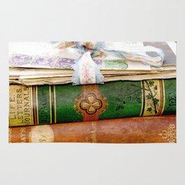 Louisa May Alcott Rug