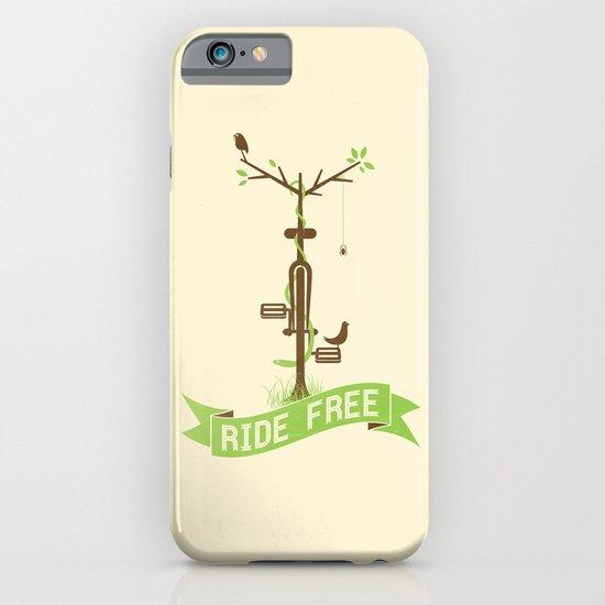 Ride Free iPhone & iPod Case