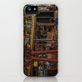 Bar Paniek iPhone Case