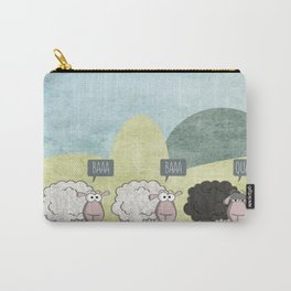 Rebel Sheep Carry-All Pouch