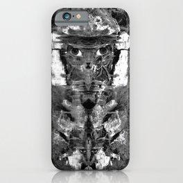 Watercolor Anthropomorphism 94 iPhone Case