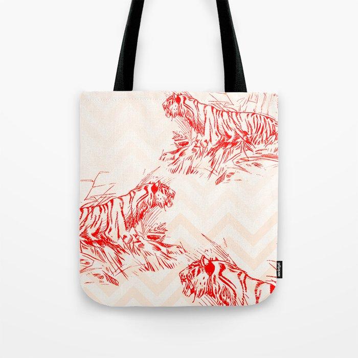 Territorial Tote Bag