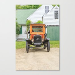 Model T Ford Canvas Print