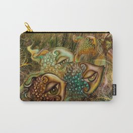 Metamorfosis/Metamorphosis Carry-All Pouch