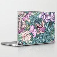 splash Laptop & iPad Skins featuring Splash by Vikki Salmela