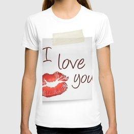 Love San Valentine T-shirt