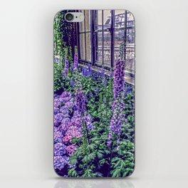 Indoor Spring iPhone Skin