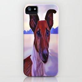 The Ibizan Hound iPhone Case