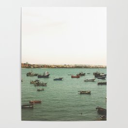 water&city Poster