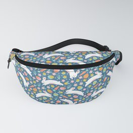 Easter Bunnies Fanny Pack