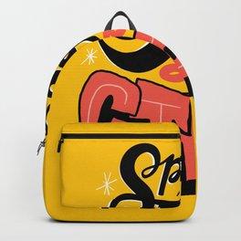 Spark Joy or GTFO Backpack