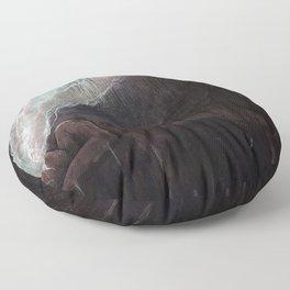 Disquieting Torpor Floor Pillow