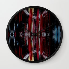 Fading Expansion Wall Clock