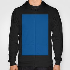 Medium electric blue Hoody