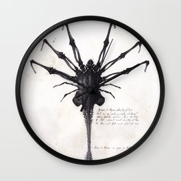 ALIEN - Facehugger Wall Clock