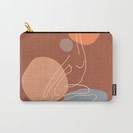 Abstraction_SUNNY_YOGA_Minimalism_001 Carry-All Pouch