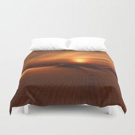 Desert 777 Duvet Cover