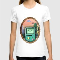 bmo T-shirts featuring BMO!! by SempiternalILLUSTRATIONS