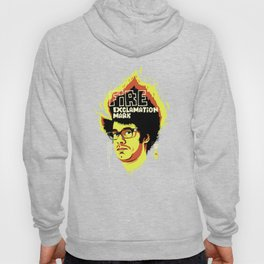 Fire Exclamation Mark Hoody