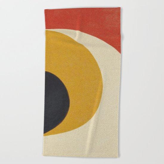 Exu Beach Towel