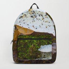 White Fungi Backpack
