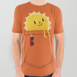 Pocketful of sunshine All Over Graphic Tee