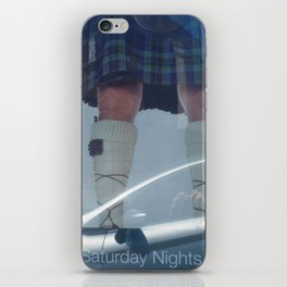 Trust Is Everything iPhone Skin