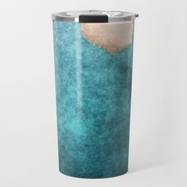 stained fantasy cloud day Travel Mug