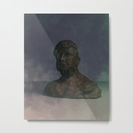 Day 0387 /// Subtle/Stink Metal Print