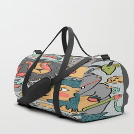 animals are cool Duffle Bag