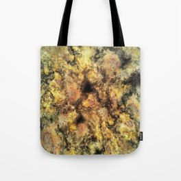 Listen to the sky Tote Bag