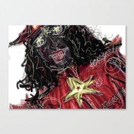07 Canvas Print