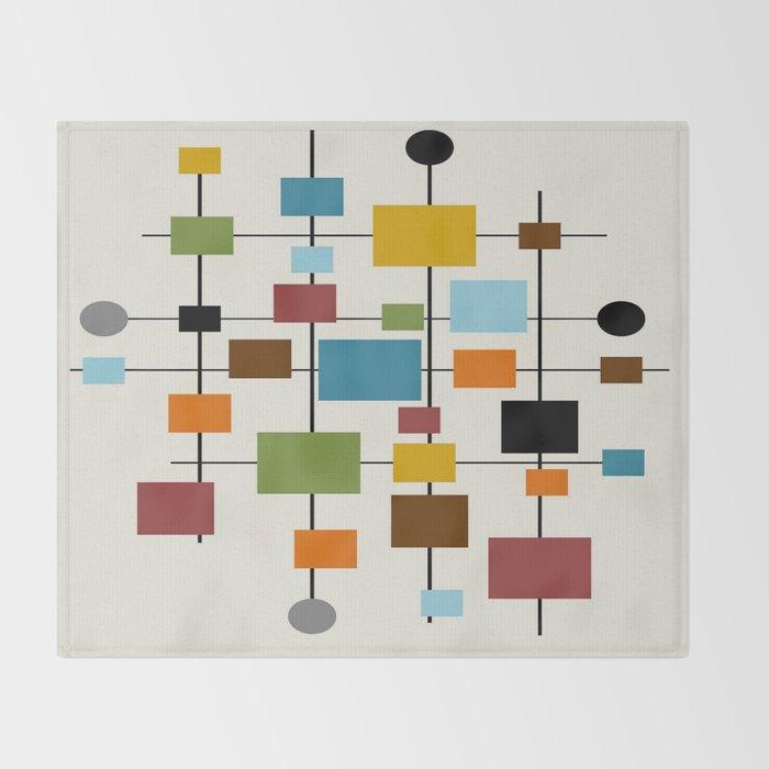 Mid-Century Modern Art 1.3 Decke