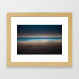 Big Sur Horizon Framed Art Print