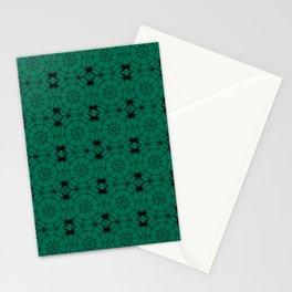 Lush Meadow Pinwheels Stationery Cards