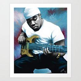 Soul Man Art Print