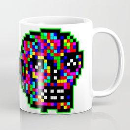 Old Skull Coffee Mug