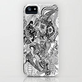 Illusions iPhone Case