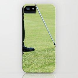 Golf Feet iPhone Case