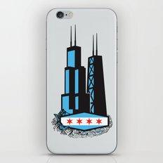 CHICAGO iPhone & iPod Skin