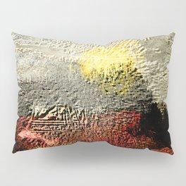 Abstract III - Rising Sun Pillow Sham