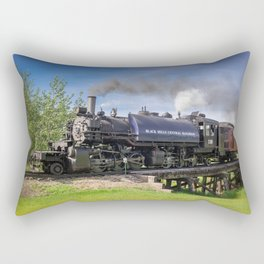 Full Steam Ahead Rectangular Pillow