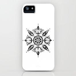 like a mandala_3 iPhone Case